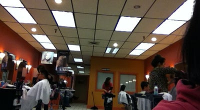 Photo of Salon / Barbershop Hair Town 8858 at 4231 Markham St, Annandale, VA 22003, United States