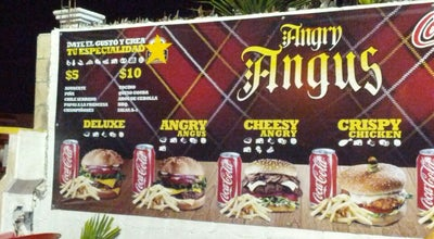 Photo of Burger Joint Angry Angus at Calle 59 X 88 Frac. Las Américas, Mérida 97302, Mexico