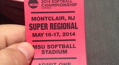 Photo of Baseball Field MSU Softball Stadium at Little Falls, NJ 07424, United States