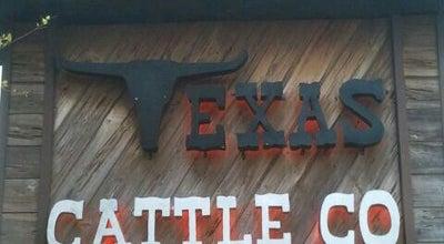 Photo of Seafood Restaurant Texas Cattle Company at 735 E Main St, Lakeland, FL 33801, United States