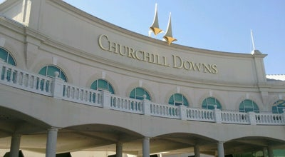 Photo of Historic Site Churchill Downs at 700 Central Avenue, Louisville, KY 40208, United States
