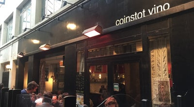Photo of French Restaurant Coinstot Vino at 26 B Passage Des Panoramas, Paris 75002, France