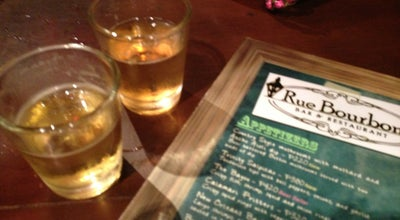 Photo of Bar Rue Bourbon at Burgos Circle, 29th St., Taguig City 1634, Philippines
