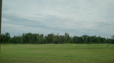 Photo of Golf Course Golf tour trailer Fitting Studio At 1757 at 45120 Waxpool Rd, Sterling, VA 20166, United States
