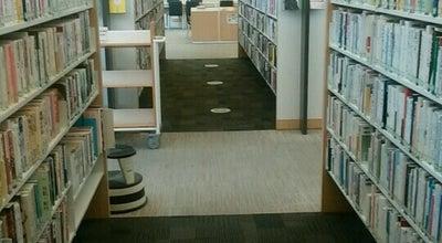 Photo of Library 稲沢市立中央図書館 at 正明寺3-114, 稲沢市 492-8145, Japan