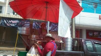 Photo of Arcade City of Nakorn Nayok at Tha Chang, Thailand