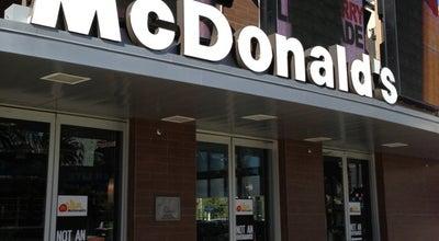 Photo of Fast Food Restaurant McDonald's at 2896 Las Vegas Blvd S, Las Vegas, NV 89109, United States