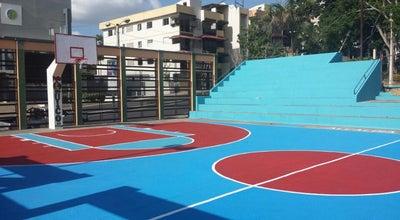 Photo of Basketball Court Cancha Las Carreras at Av. Las Carreras, Santiago, Dominican Republic