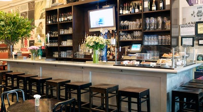 Photo of German Restaurant Blaue Gans at 139 Duane St, New York, NY 10013, United States