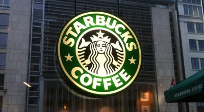 Photo of Coffee Shop Starbucks at Postdamer Platz 5 - Ebertstr., Berlin 10117, Germany