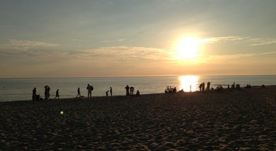Photo of Beach Giruliai at Klaipėdos rajonas, Lithuania