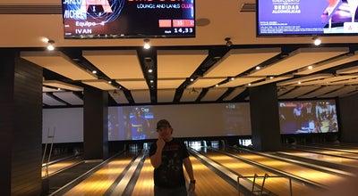 Photo of Bowling Alley Alboa Galerias Mazatlan at Mexico