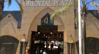 Photo of Mall Oriental Plaza at Dolly Rathebe Rd, Fordsburg, Johannesburg 2001, South Africa
