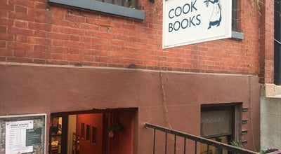 Photo of Other Venue Bonnie Slotnick Cookbooks at 28 E 2nd St, New York, NY 10003