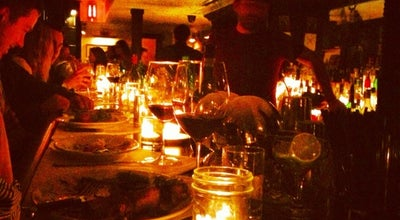 Photo of American Restaurant Fedora Bar at 239 W 4th St, New York, NY 10014, United States