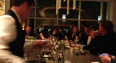 Photo of French Restaurant Nougatine at 1 Central Park West, New York, NY 10023, United States