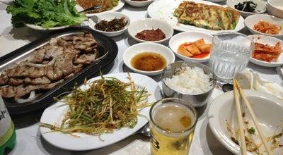 Photo of Asian Restaurant Korean Secret Garden Restaurant at 3430 El Camino Real, Santa Clara, CA 95051, United States