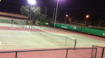 Photo of Tennis Court Tênis Clube de São Caetano do Sul at R. Justino Paixão, 367, São Caetano do Sul 09580-710, Brazil