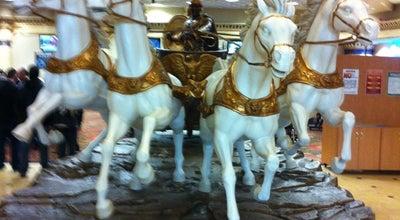 Photo of Casino Commerce Casino at 6131 Telegraph Rd, Commerce, TX 90040, United States