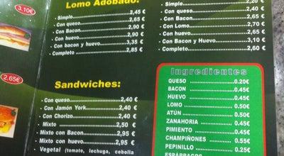 Photo of Spanish Restaurant bun burguer at Peregrina Nº 40, Pontevedra, Spain
