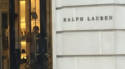 Photo of Clothing Store Ralph Lauren at 625 Madison Ave, New York, NY 10022, United States