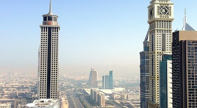 Photo of Hotel Four Points by Sheraton Sheikh Zayed Road, Dubai at Sheikh Zayed Road, Dubai 116162, United Arab Emirates