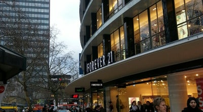 Photo of Clothing Store Forever 21 at Tauenzienstr., Berlin, Germany
