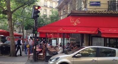 Photo of Cafe Café Victor Hugo at 4 Place Victor Hugo, Paris 75016, France