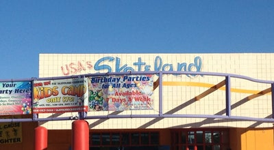 Photo of Tourist Attraction Skateland at 1101 W Ray Rd, Chandler, AZ 85224, United States