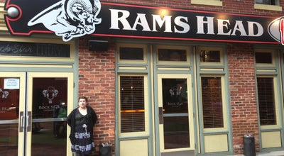 Photo of Nightclub Rams Head Live at 20 Market Pl, Baltimore, MD 21202, United States