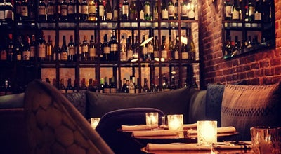 Photo of Restaurant Compagnie des Vins Surnaturels at 249 Centre St, New York City, NY 10013, United States