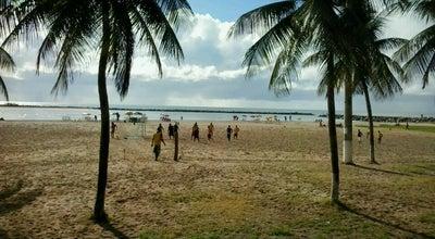 Photo of Beach Praia do Bairro Novo at Olinda, Brazil