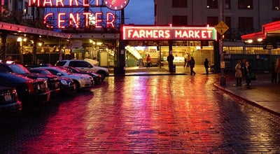 Photo of Other Venue Pike Place Market PDA at 85 Pike St, Seattle, WA 98101