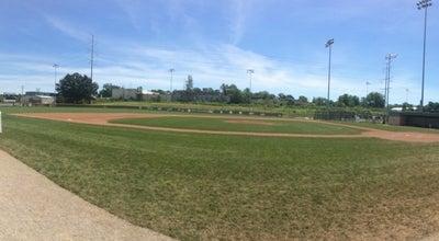 Photo of Baseball Field Roselawn Park Baseball Fields at 2026 Seymour Ave, Hamilton, OH 45237, United States