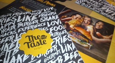 Photo of Restaurant The Taste Burger at Av. Severino Ballesteros Rodrigues, 850, Belo Horizonte 32110-005, Brazil