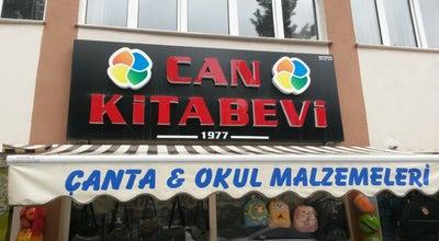 Photo of Bookstore Can Kitabevi at Kasımpaşa Mahallesi, Bozüyük, Turkey