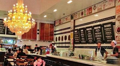 Photo of Italian Restaurant 800 Degree at 10889 Lindbrook Dr, Los Angeles, CA 90024, United States