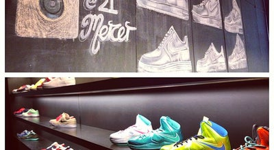 Photo of Other Venue Nike at 21 Mercer St, New York, NY 10013