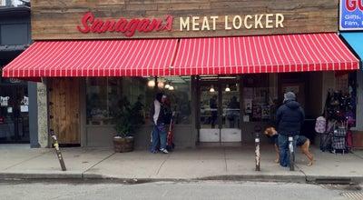 Photo of Restaurant Sanagan's Meat Locker at 176 Baldwin St, Toronto M5T 1L8, Canada