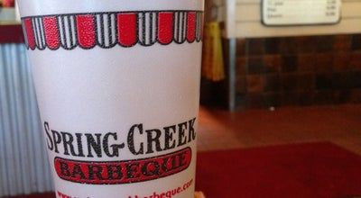 Photo of American Restaurant Spring Creek Barbeque at 571 E Round Grove Rd, Lewisville, TX 75067, United States