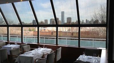 Photo of French Restaurant Scaramouche Restaurant at 1 Benvenuto Pl, Toronto, ON M4V 2L1, Canada