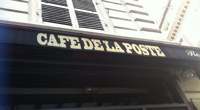 Photo of French Restaurant Cafe de la Poste at 124 Rue De Turenne, Paris 75003, France
