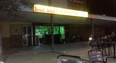 Photo of Burger Joint Bar Sara at Plaza Marina Española, Cordoba 14011, Spain