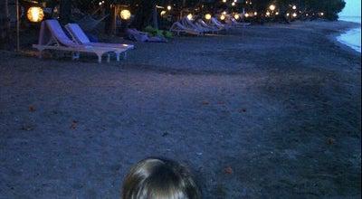 Photo of Beach Sunrise of Java Beach at Kampung Mandar, Indonesia