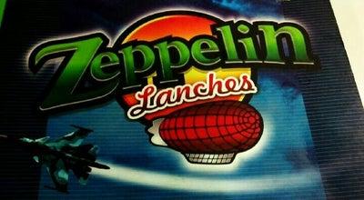 Photo of Restaurant Zeppelin Lanches at Rua Agenor Maciel 240, Patos de Minas 38700-046, Brazil