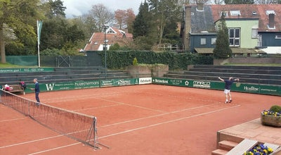 Photo of Tennis Court 't Melkhuisje at Bussumergrintweg 58, Hilversum 1217 BS, Netherlands