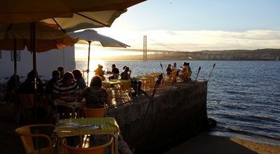 Photo of Seafood Restaurant Ponto Final at Rua Do Ginjal, 72, Almada 2800-285, Portugal