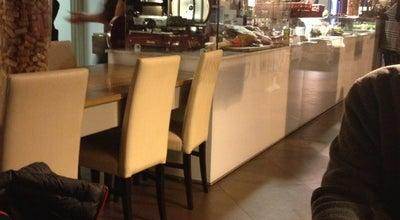 Photo of Italian Restaurant Abitudini e Follie at Via Pavia 28/a, Rome 00161, Italy