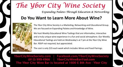 Photo of Wine Bar Ybor City Wine Bar at 1600 E 8th Ave Ste D102, Tampa, FL 33605, United States