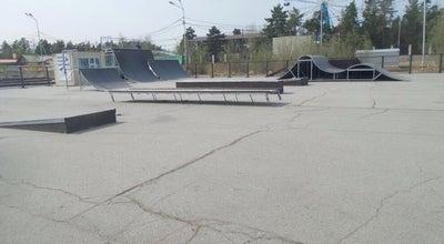 """Photo of Roller Rink скейт парк """"Комсомолка"""" at Russia"""